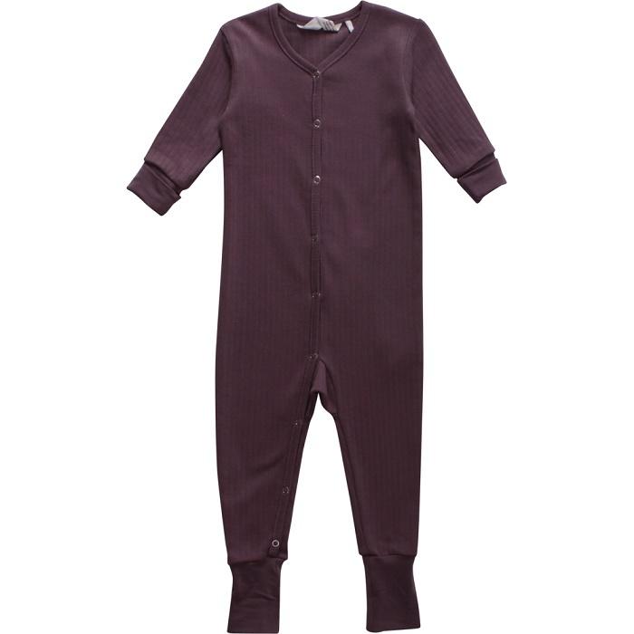 Müsli cozy bodysuit violet