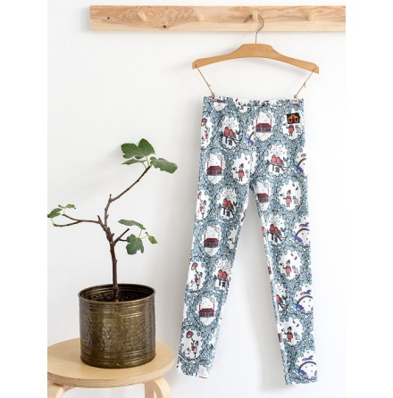 Modéerska Huset Leggings Garden Dreams