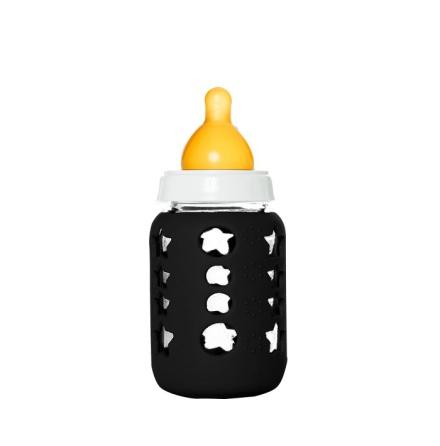 KeepJar nappflaska-kit, svart